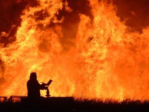 Incendio Catanzaro